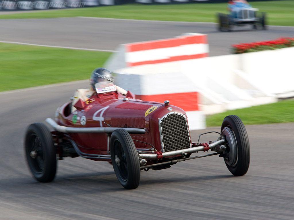 Alfa Romeo, Alfa Romeo 8c