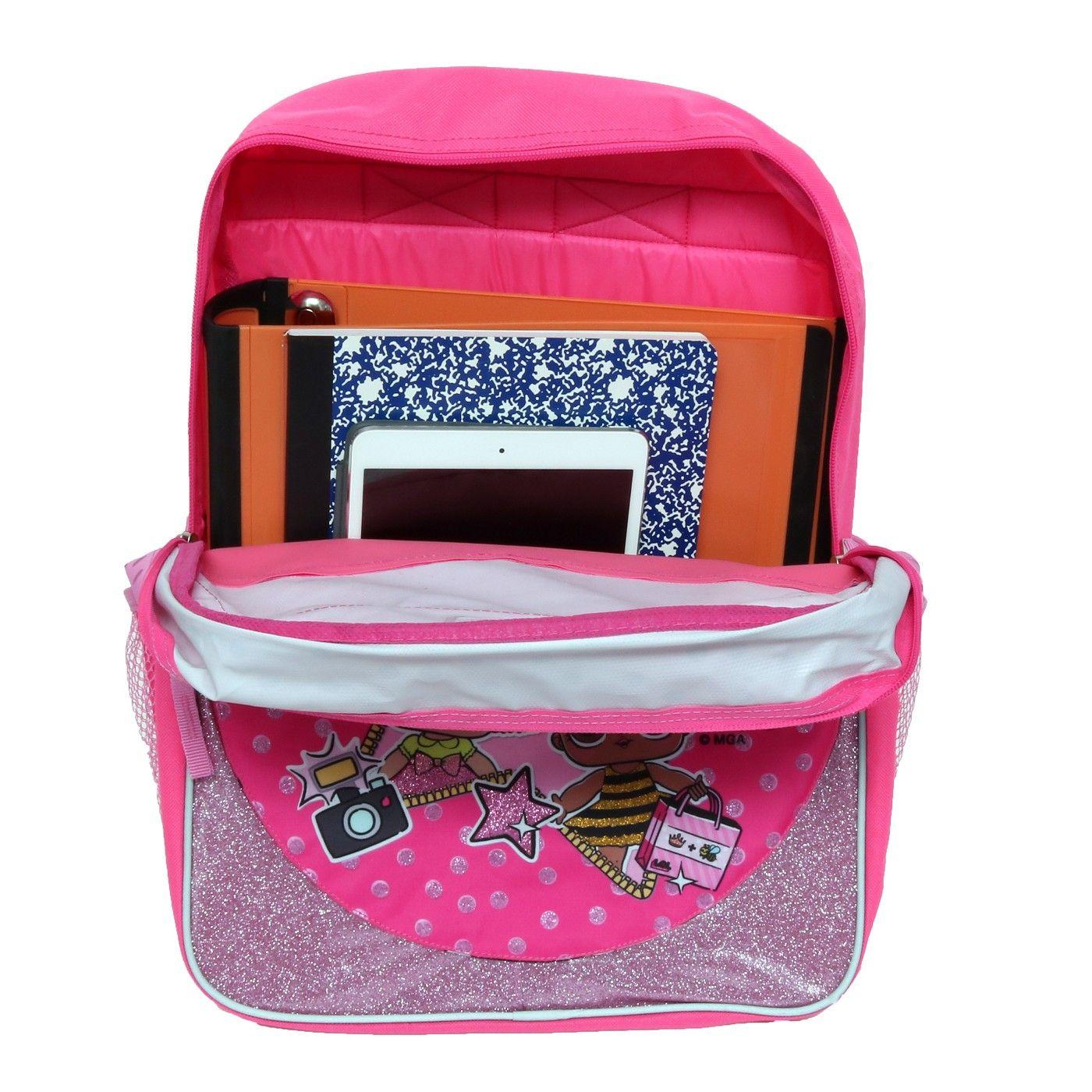 ecf744520c L.O.L. Surprise! 16   Surprise Kids Backpacks