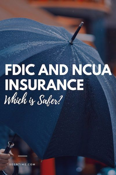 FDIC and NCUA Insurance: Which is Safer? | Commercial ...