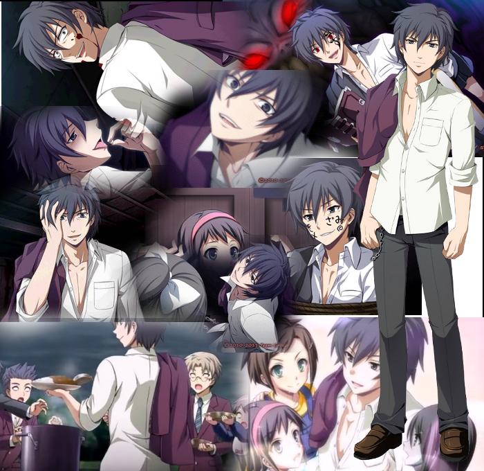 Yuuya Kizami Corpse Party Yandere Anime