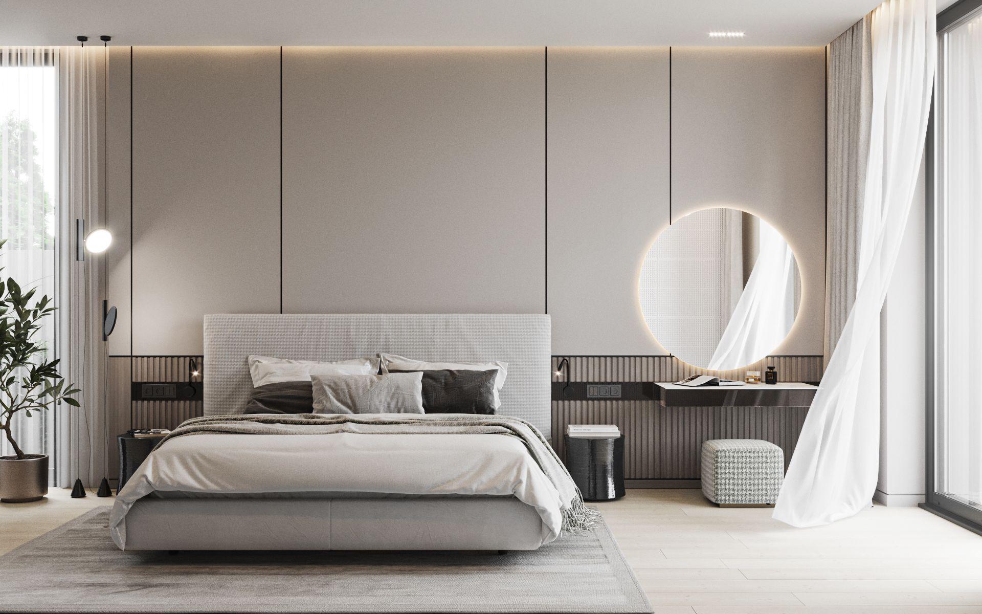 Interior Architecture Rational Interior Design By Dezest Modern Bedroom Interior Master Bedroom Interior Bedroom Interior