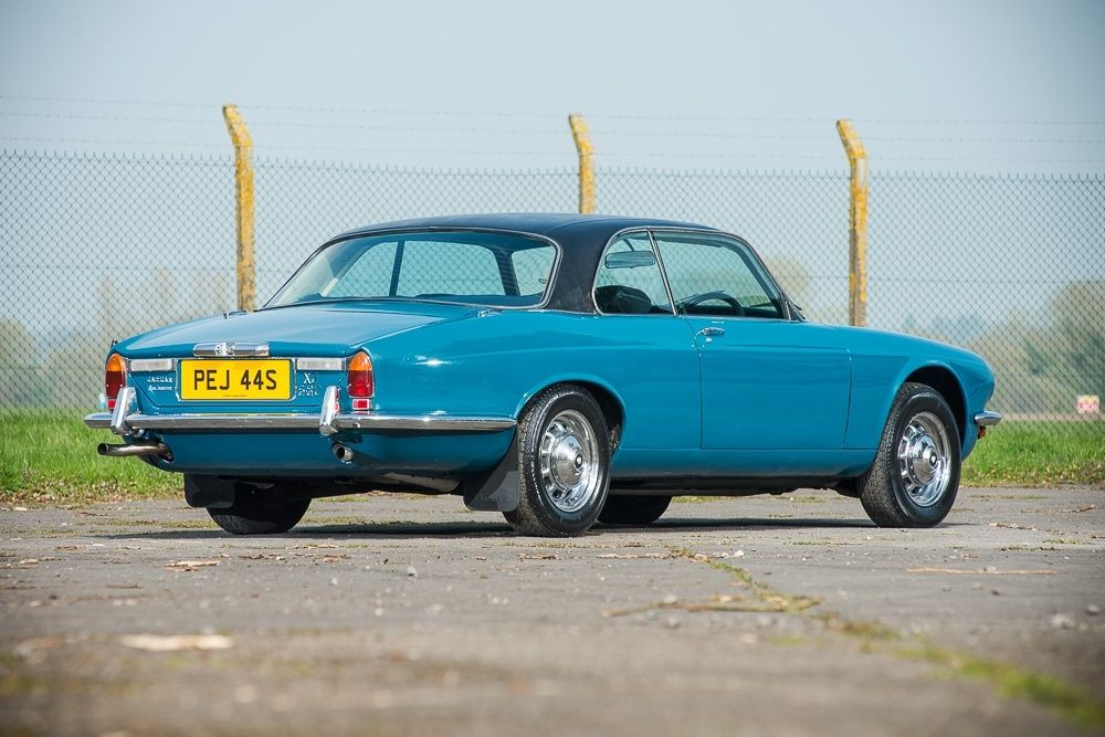 1978 Jaguar XJC | Classic Driver Market
