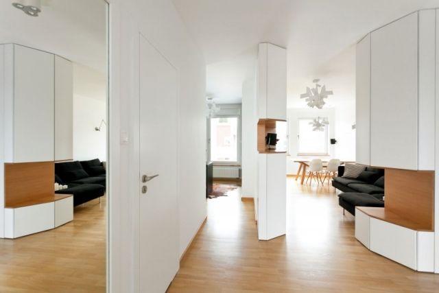 küche loft Haus Design-Trennwände originale-Gestaltung Wohnideen - wohnideen wohnzimmer beige