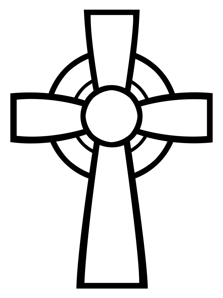 Celtic Cross Custom Shape For Photoshop By Bigheadkyle2 Deviantart Com On Deviantart Celtic Cross Celtic Photoshop