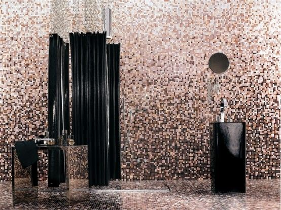 A Team Of Designers At Bisazza Works With The Worldu0027s Leading Architects,  Artists And Fashion Designers To Create Cutting Edge Contemporary Mosaic  Tile ...