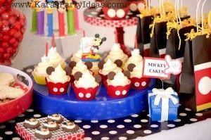 Festa Mickey Mouse - Mães Brasileiras