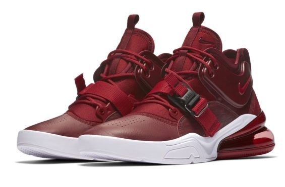 Official Images: Nike Air Force 270