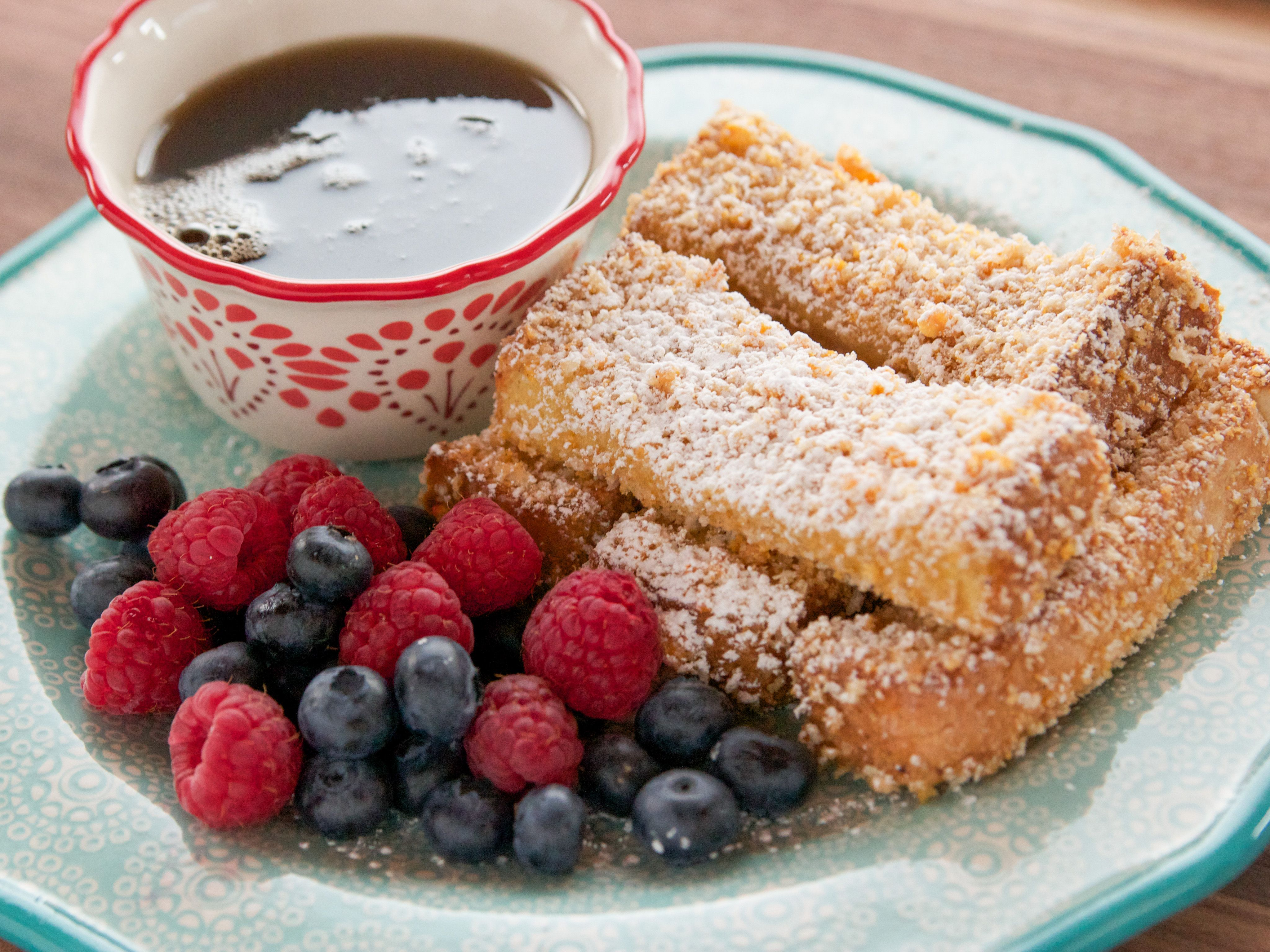Photo of Crunchy French Toast Sticks