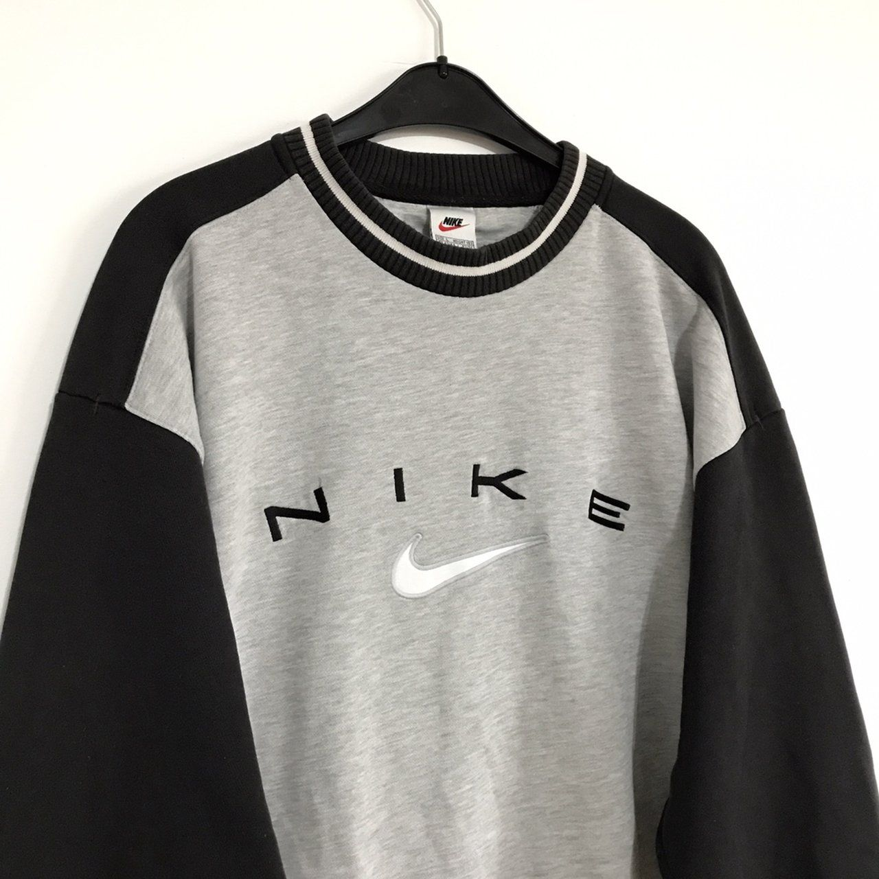 Vintage Nike sweatshirt Size L  / GB 42/44 Great… – Depop