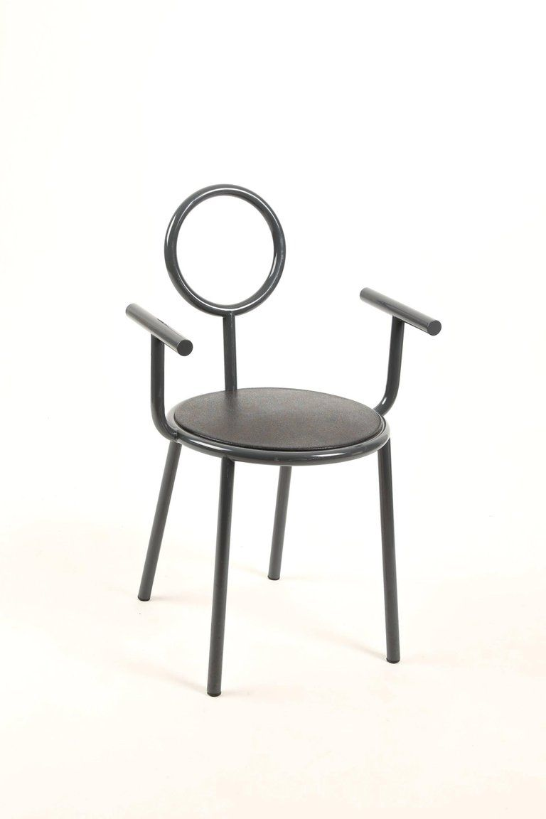 Stelline Memphis Chairs Of Alessandro Mendini For Elam Uno, Alchimea ...