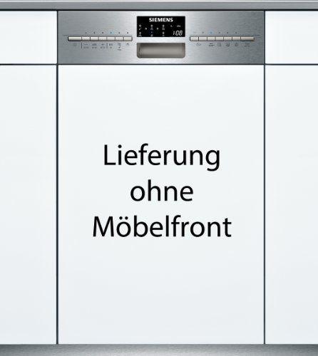 Siemens Modell 2013 Geschirrspüler 45 cm Integrierbar