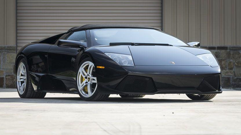2008 Lamborghini Murcielago Lp640 Roadster 12 08 Lamborghini
