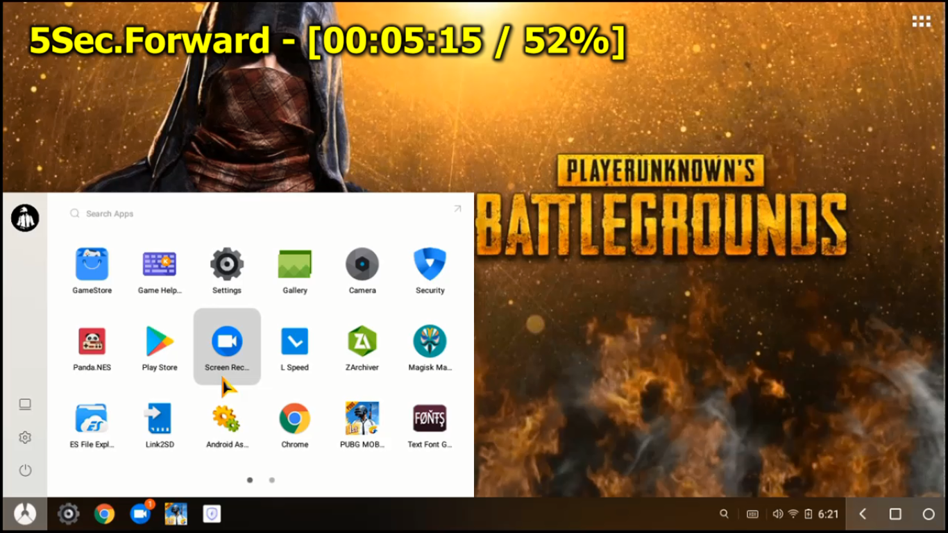 Android opertaing System)Graphic Card ছাড়া Pubg Mobile সহ