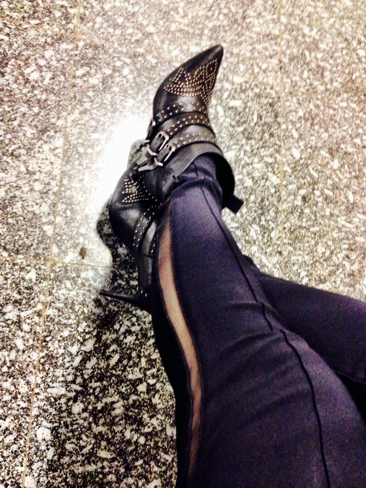 Badass boots!