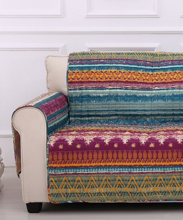 Look At This Southwest Sofa Cover On #zulily Today!