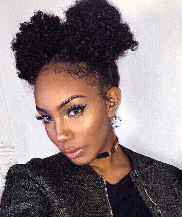 Pin By Ke Andra Kirkland On Natural Hair Natural Hair Styles Hair