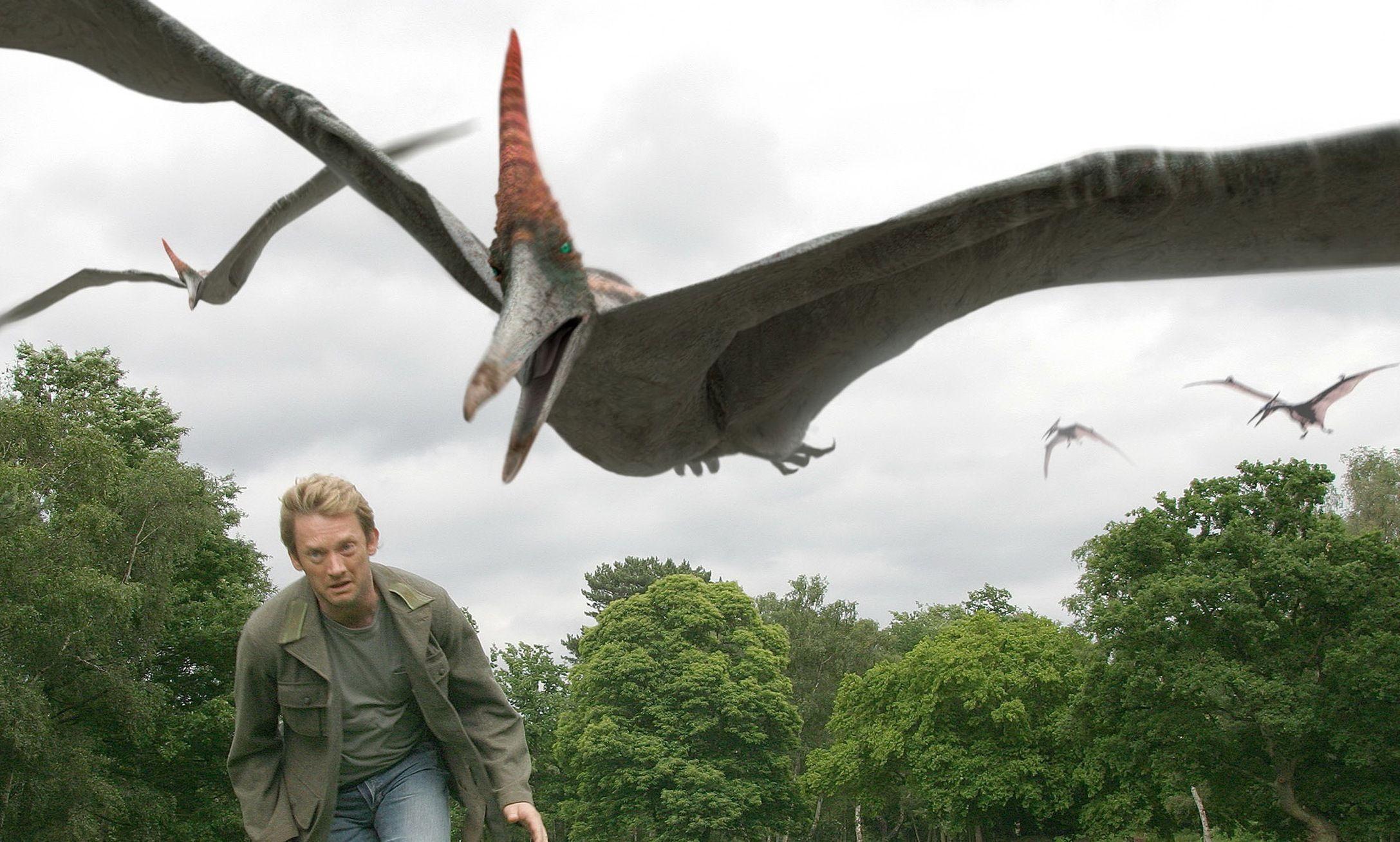 pteranodon jurassic park - Google Search | Primeval new ...