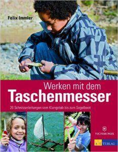 Werken mit dem Taschenmesser, Victorinox - Schweizer Messer
