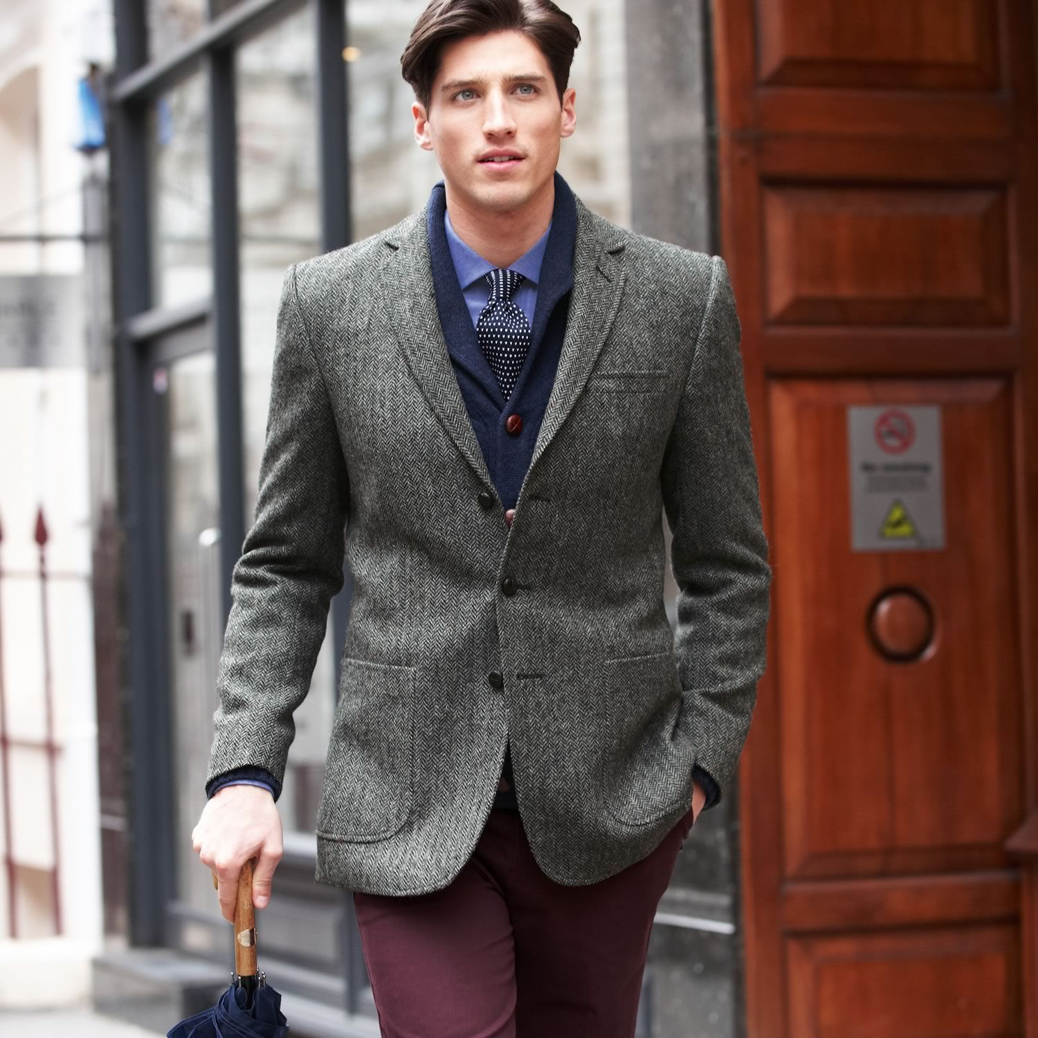 harris tweed jacket men www.designerclothingfans.com | London Brit ...