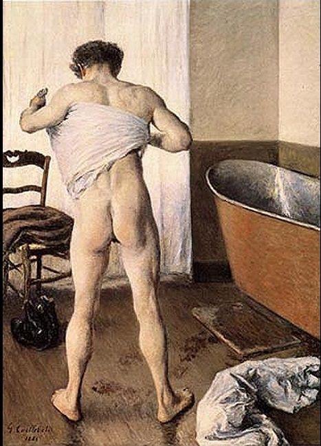 10 opere per raccontare di arte, pittura e stanze da bagno ...