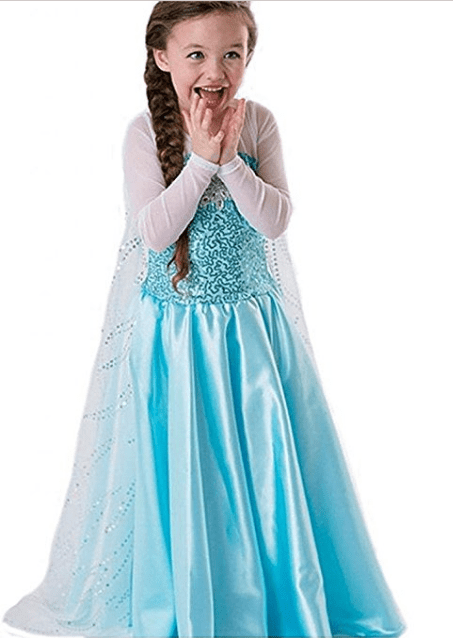 BambinaAbiti Vestito Princess Frozen Pinterest Di Carnevale 13KJlTFc