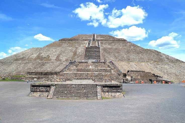 From Mexico City Teotihuacan And Guadalupe Shrine Day Tour Teotihuacan Day Tours Mexico