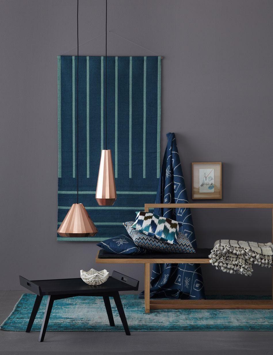 ▷ Wandfarbe Grau - Wohnen und einrichten mit der Trendfarbe | grüne ...