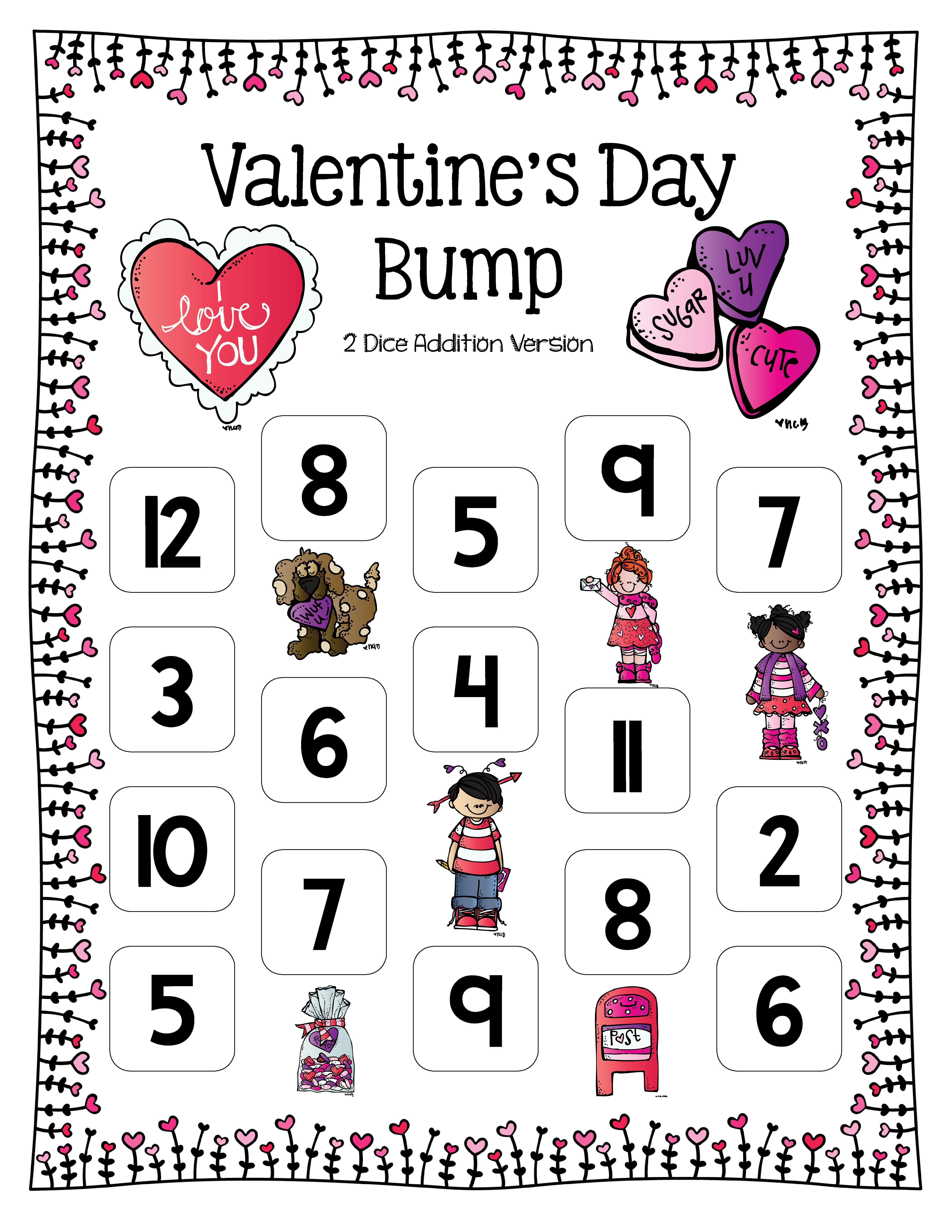 Valentine S Day Centers