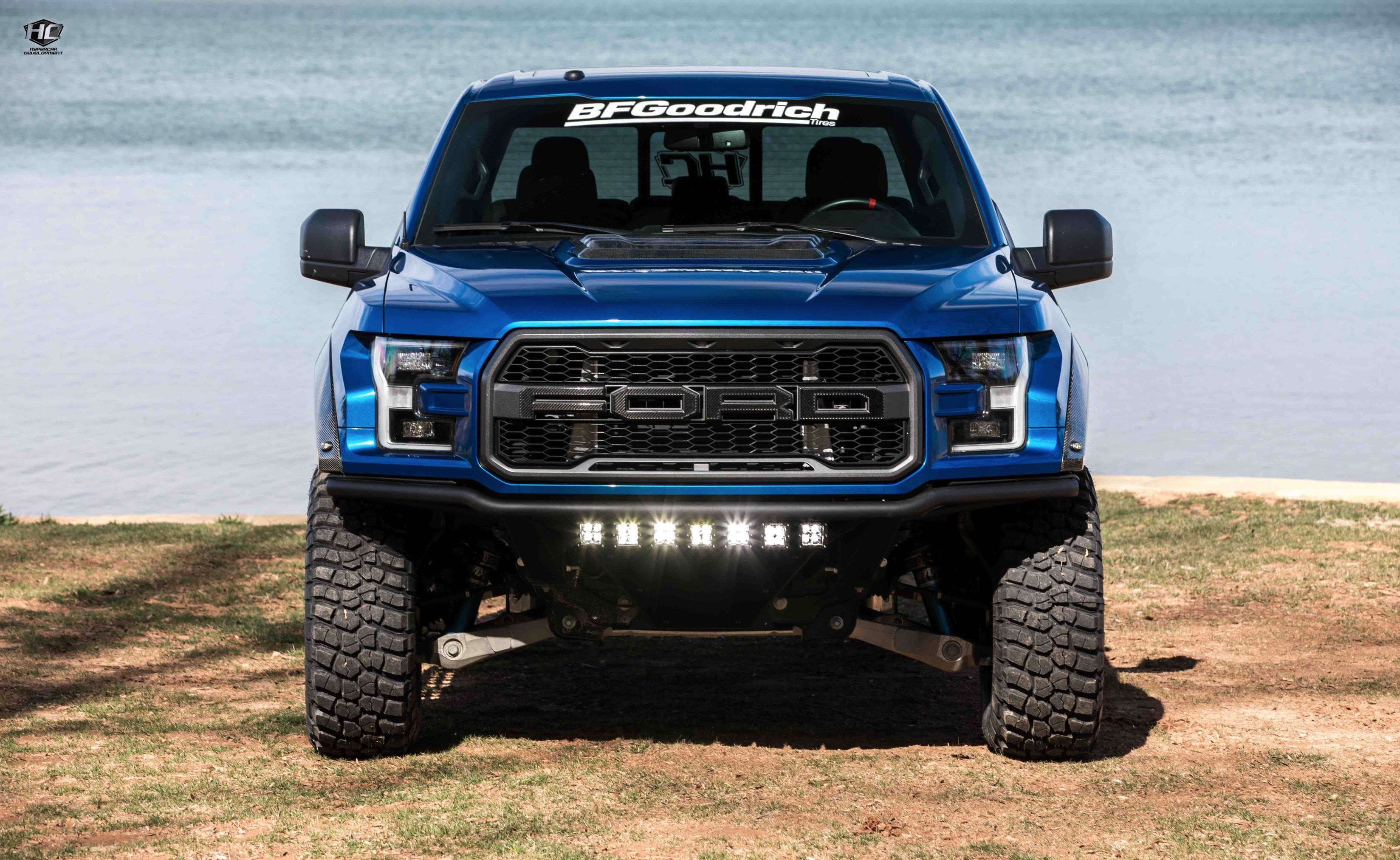 2017-8 Ford Raptor Intercooler Upgrade with Install | Products
