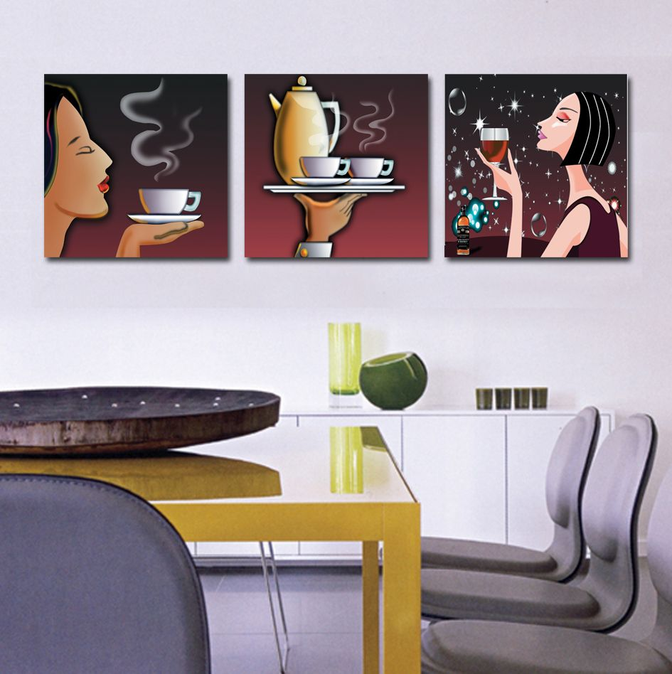 Pictures for the breakfast table