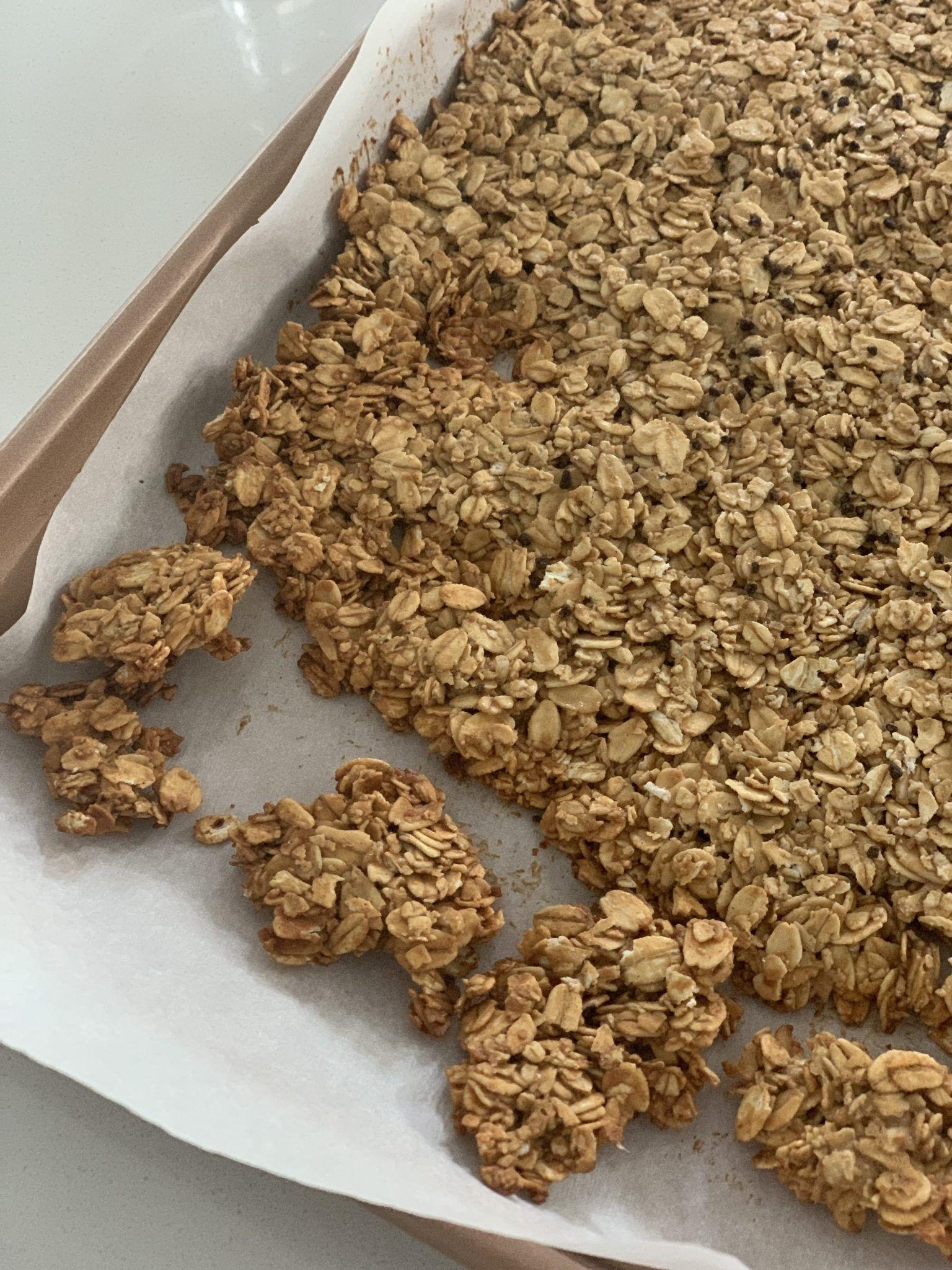 Low point granola recipe in 2020 granola granola