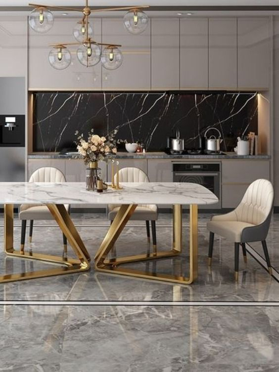 Modern Chair Ideas For A Luxury Dining Room