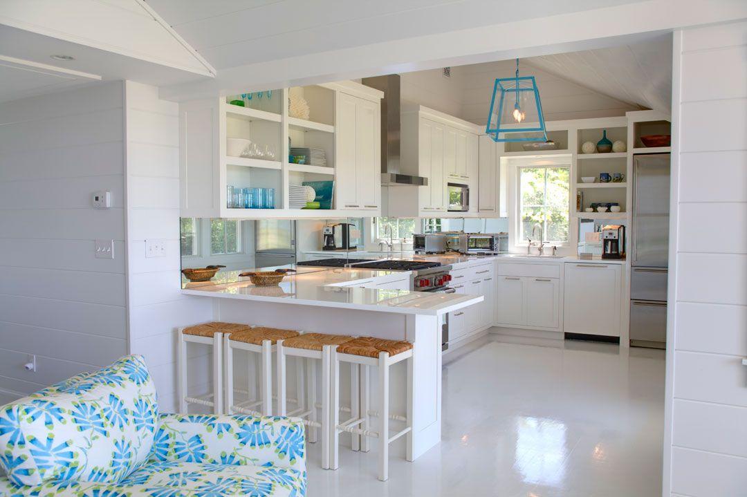 Brooks  Falotico Nantucket Cottage Cocina Pinterest