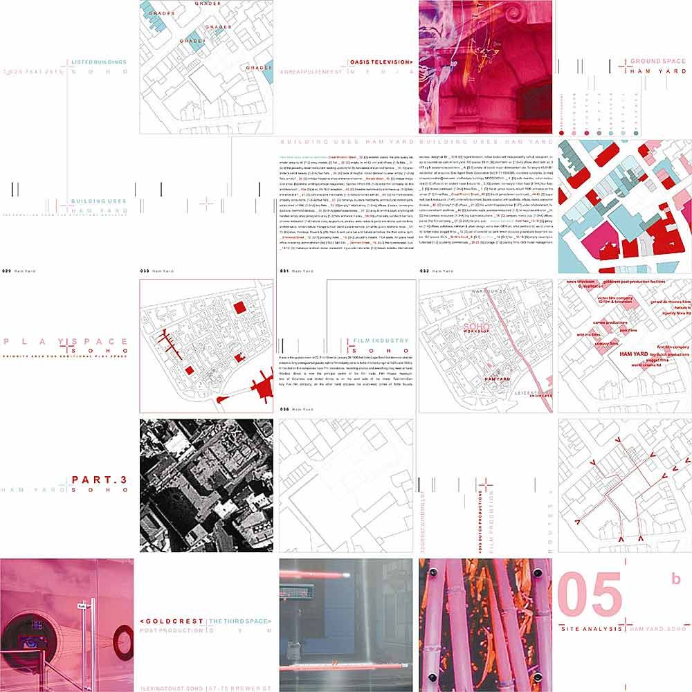 Site Plan Example: Pin By First In Architecture On Site Analysis Examples