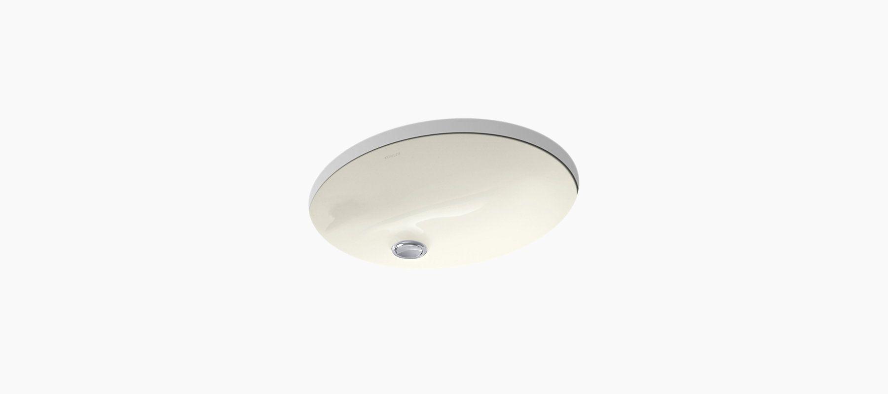 K 2209 | Caxton Undermount Sink, 15 By 12 Inches | KOHLER