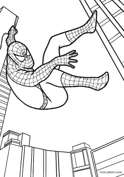 Printable Spiderman Coloring Pages For Kids Cool2bkids Spiderman Coloring Avengers Coloring Pages Online Coloring Pages