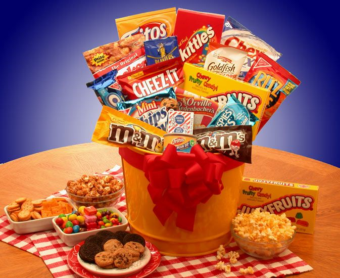 Amazon.com : Care Package with 50 Sweet & Salty Snacks, Variety ...