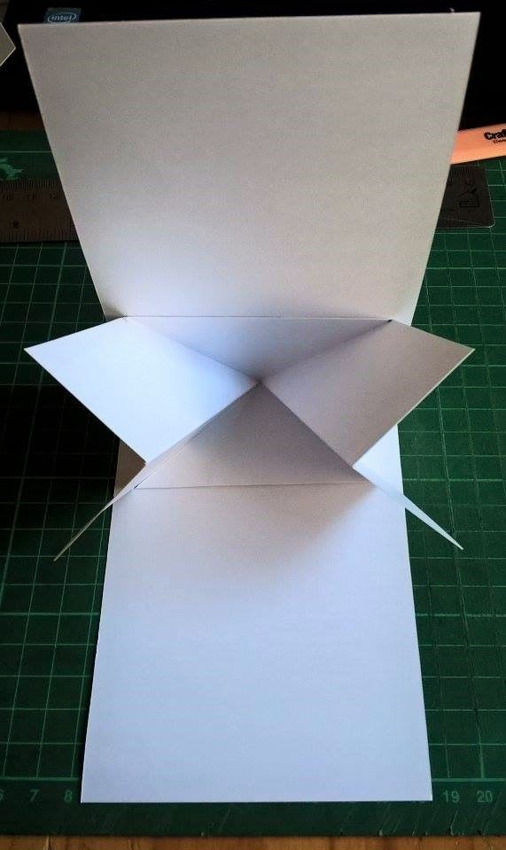 Twist And Pop Card Making Tutorials Card Tutorials Card Patterns