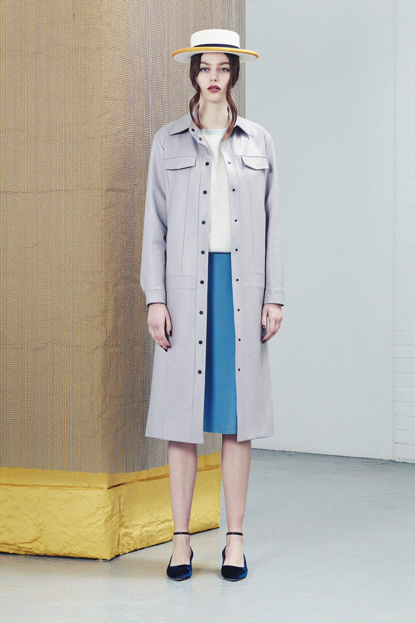 Alexander Lewis Pre-Fall 2015 - Collection - Gallery - Style.com