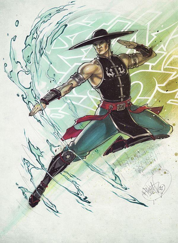 Fortheshaolin By Fezat1 Deviantart Com Mortal Kombat Mortal Kombat Art Mortal Kombat Characters