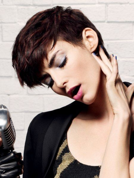 Photo of Rock hairstyles to match your personal style and rhythm