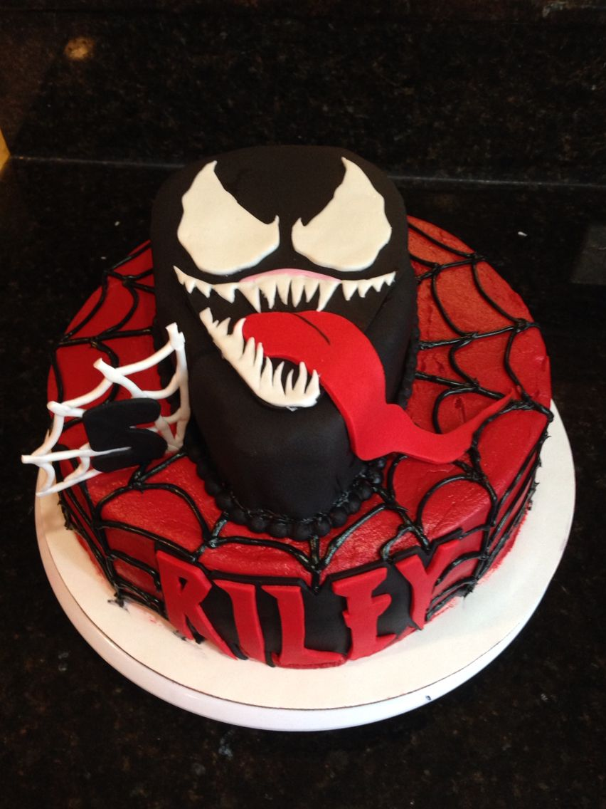 Chocolate Venom Cake Cake Recipe