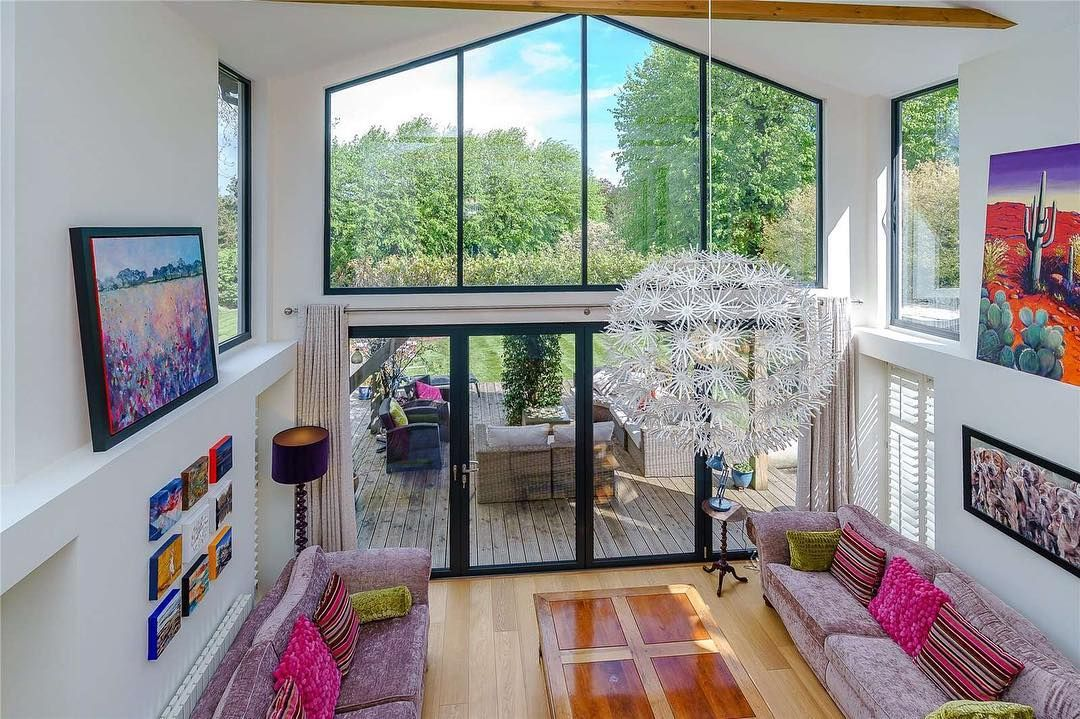 Architectural glazing inspiration for your rear extension