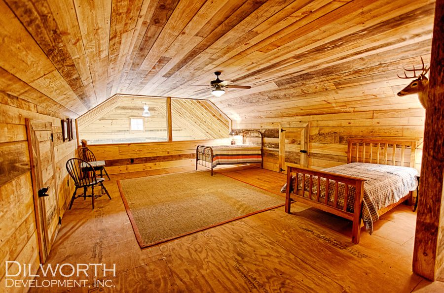 barn loft | Dilworth Off the Beaten Path in 2019 | Barn loft ...