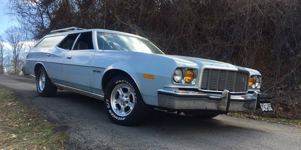 Buy Or Swap 1976 Ford Gran Torino Station Wagon Station Wagon