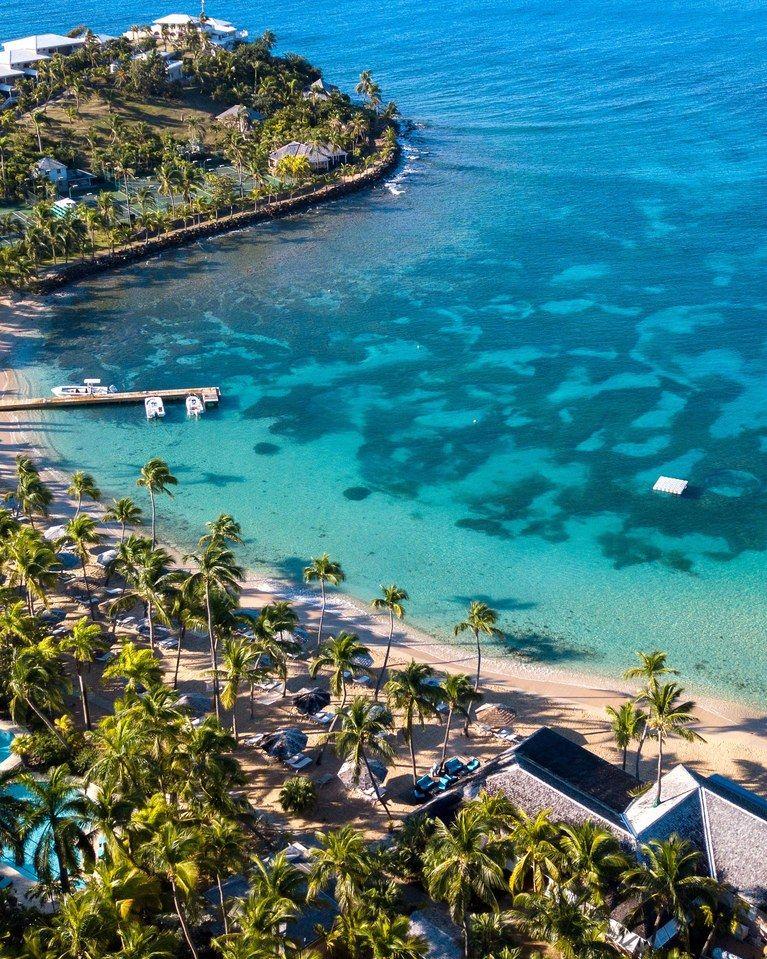 Curtain Bluff Carlisle Bay Antigua Antigua Resort Review