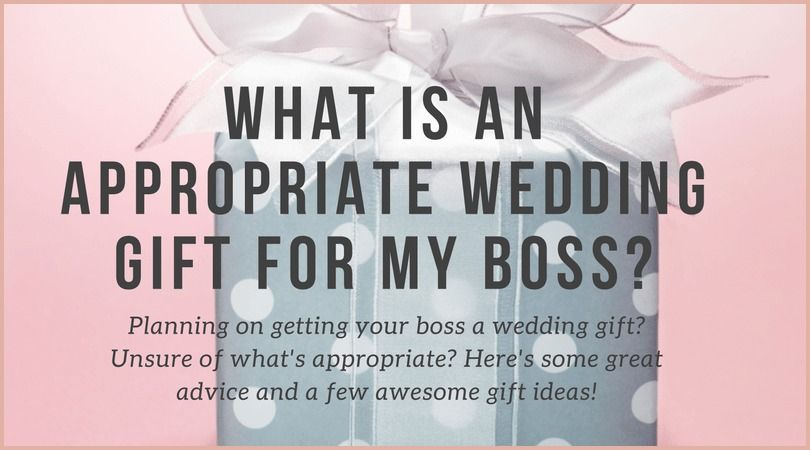 13 Best Wedding Gift For Boss You Ll Want To Copy Immediately