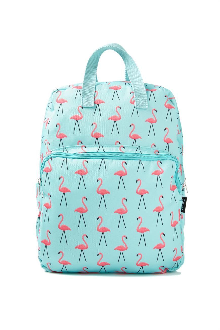 flamingo rucksack
