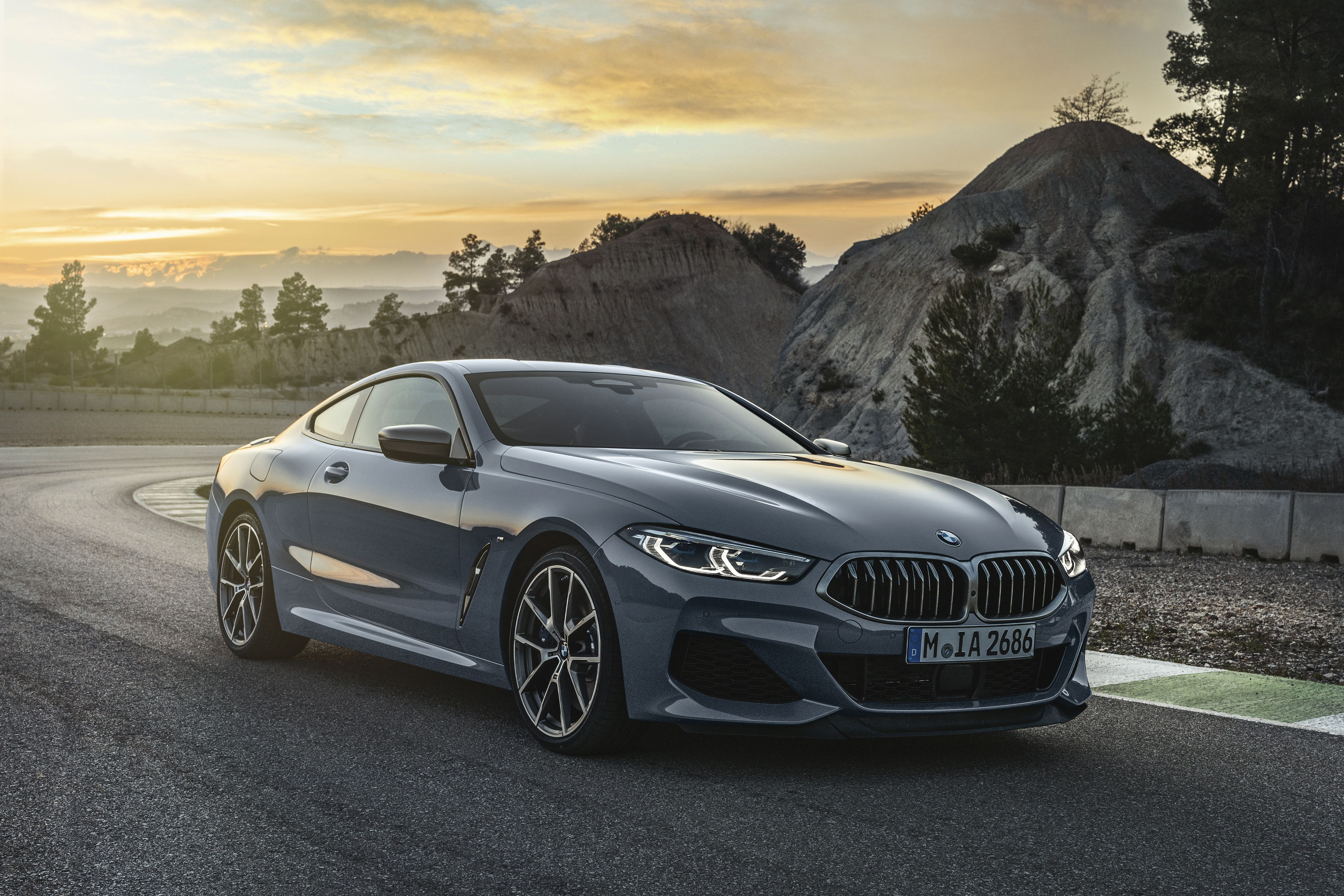 The New Bmw 8 Series Has Bentley In Its Sights Bmw New Bmw Bmw Cars