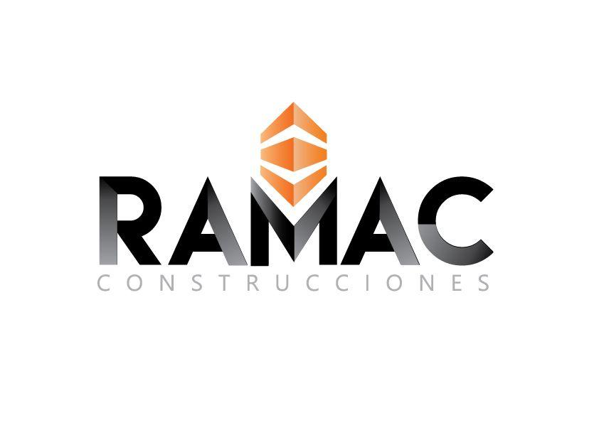 Logo constructora identidad pinterest constructora y for Constructora